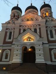 Alexander Nevsky Cathedreal.