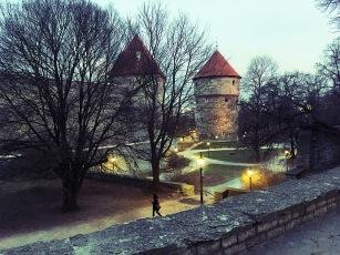 Old Town, Tallinn.