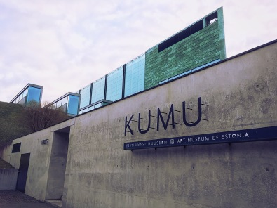 KUMU Estonia Art Gallery