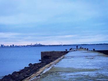 The Baltic Sea!