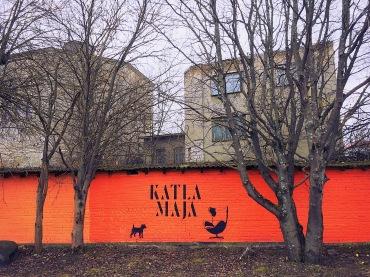 Graffiti, Tallinn.