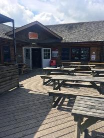 Oneplanet Adventure visitor centre and café.